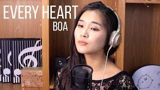 Every Heart ミンナノキモチ (BoA) - Cover by KC