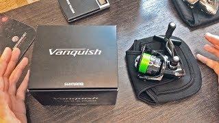 ЧТО НЕ ТАК с японской катушкой SHIMANO Vanquish 2019? Обзор C2000SSS и опыт ультралайт рыбалки