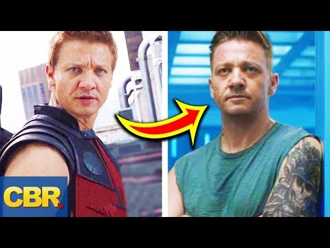 10 Things In Avengers Endgame That Were Previously Foreshadowed