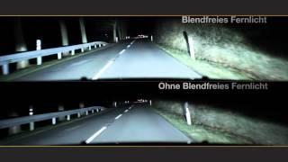 Blendfreies Fernlicht - Fahren mit Fernlicht ohne zu blenden