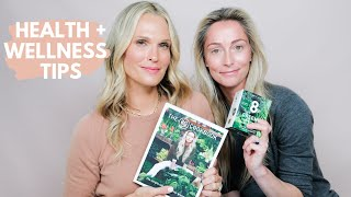 Wellness Tips With Health Expert Dawn Russell   Molly Sims