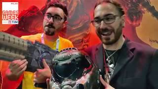 Un Pazzesco Doom Eternal!   Milan Games Week 2019