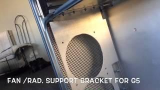 G5 fan support