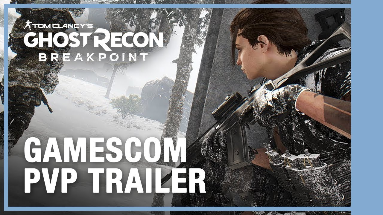 Ghost Recon Breakpoint - Trailer Ghost War PvP