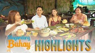 Magandang Buhay: The momshies visit the famous Sutukil
