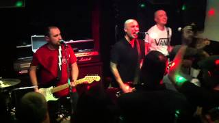 Secret Army: Vengance + Where we come from. New Underground, Barcelona, February 28, 2015 2/2 videos