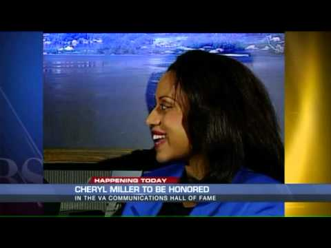 WATCH: Congrats to Cheryl Miller! She`s being inducted into the Virginia Communications Hall of Fame