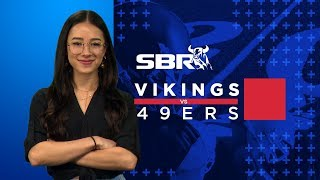 Vikings vs 49ers: NFC Divisional Round | NFL Picks and Odds