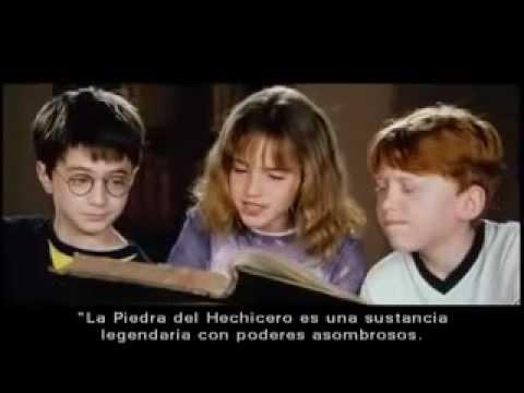 Harry Potter 1st Screen Test