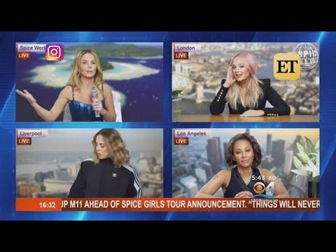 Spice Girls Reunite Mp3