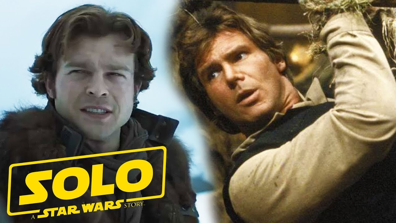 Solo A Star Wars Story Trailer Breakdown And Plot Theory Star Wars Theory Jon Solo