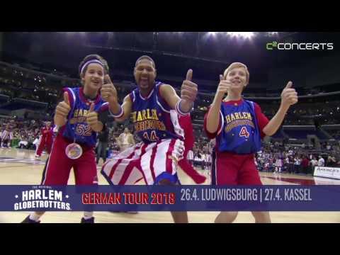 Harlem Globetrotters - German Tour 2018 - Trailer