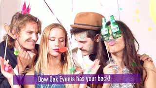 Photo Booth Rental NC | Dow Oak Events | Best Photo Booths EVER!