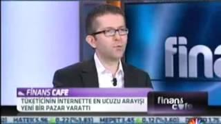 Gambar cover Enuygun.com kurucusu Çağlar Erol Finans Kafe programında