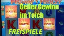 👉💪🤑#merkur #bally 🔝Fisching Frenzy fischt geil ab #novoline Zocken Gambling Spielothek👈🤑Super Gewinn