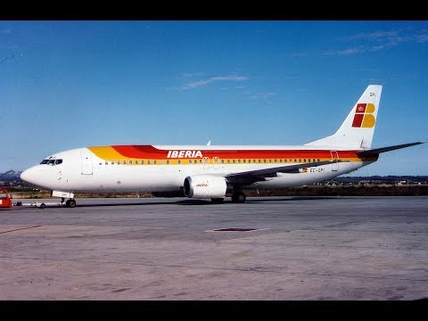 Iberia  LEMG/LEIB