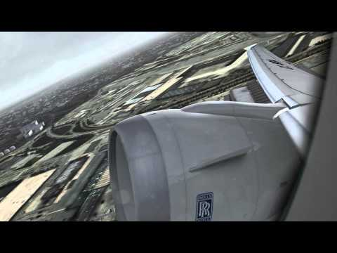 FSX LAN 787 Take Off from New York-JFK | As Real As It Gets