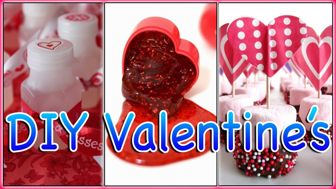 Valentineu0027s Day Ideas   Simple DIY Valentine Projects   YouTube