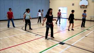 Eres Tu - Line Dance (Walk thru & Danced)