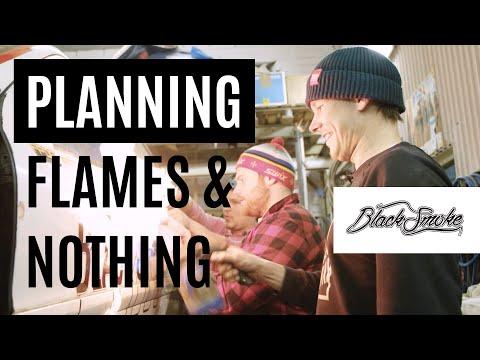 PLANNING, FLAMES AND NOTHING | GARBAGE GARAGE 7-2018