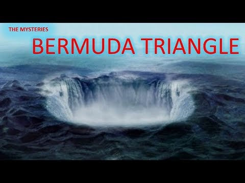 The mysteries off Bermuda Triangle