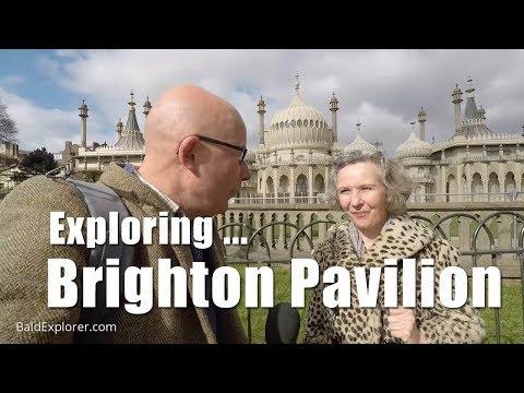 Walks in Sussex: Exploring The Brighton Pavilion