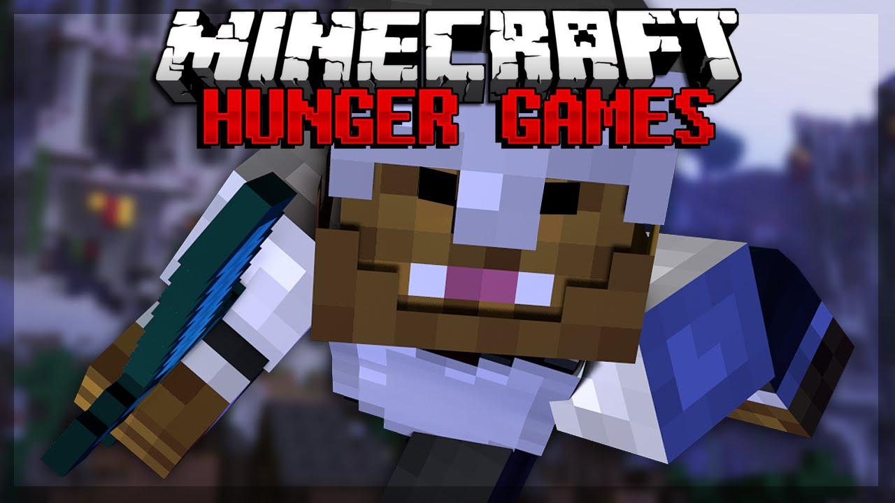 Bajan canadian minecraft hunger games for Mine craft hunger games