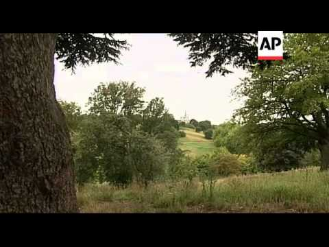 Royal Parks take centre stage for 2012
