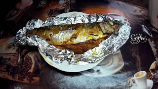 Вкусная Запеченная Рыба в Домашних Условиях.baked fish.
