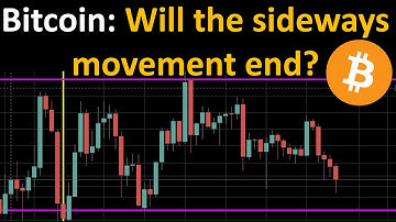 Bitcoin: Will the sideways movement end?