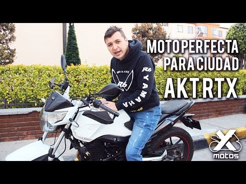 MOTO PERFECTA PARA CIUDAD AKT-RTX │X  MOTOS