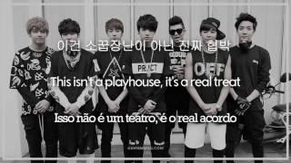 BTS(방탄소년단) HookGayo [Hangul, EngSub,Legendado]