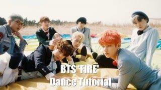 bts fire dance tutorial