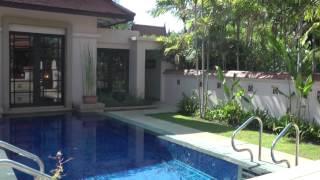 The Banyan Tree, Phuket Thailand: Pool Villa Tour