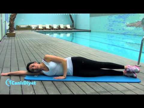 İç Bacak Egzersizleri - 1