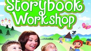Storybook Workshop: Do the Monkey Filly Film Games