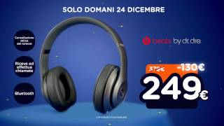 Spot - Unieuro Natalissimi - Cuffie Beats by Dottor Dre