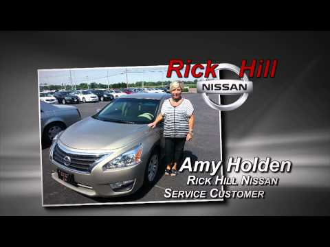 Rick Hill Nissan - Amy Holden