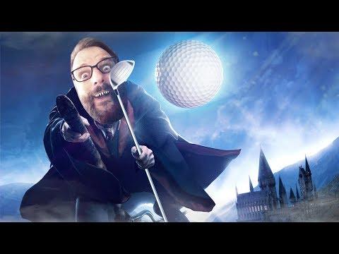 HWSQ #237 - HARRY SCHOTTER & DER BALL DES TODES ● Let's Play Golf it!