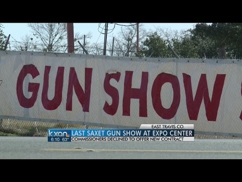 Last Weekend For The Saxet Gun Show