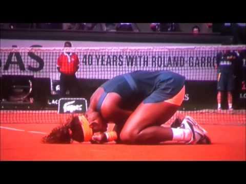 Serena Williams Beats Maria Sharapova, Wins French Open