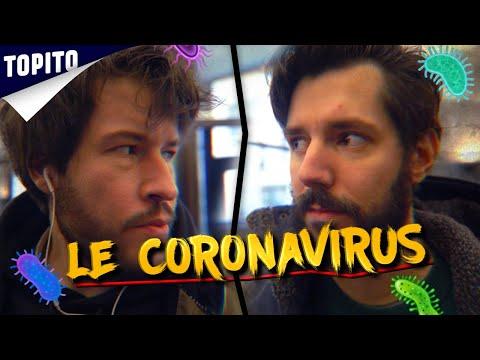 Quand t'as trop peur du coronavirus