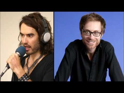 Stephen Merchant Interview #1 | The Russell Brand Show