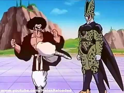 Dragonball Z - Mister Satan VS. Cell