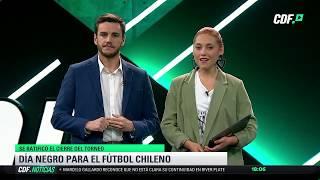 Editorial: Día negro para el fútbol chileno...
