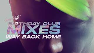 Download SHAUN - Way Back Home (feat. Conor Maynard) [Sam Feldt Festival Mix]