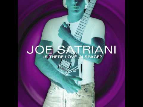Joe Satriani - is there love in space? (full album)