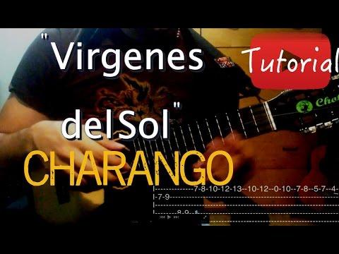 Virgenes del Sol - Charango Tutorial/Cover