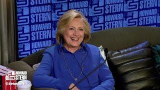 Howard Stern Hillary Clinton Quotes