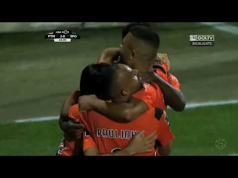 Portimonense 4:2 Sporting Lisboa